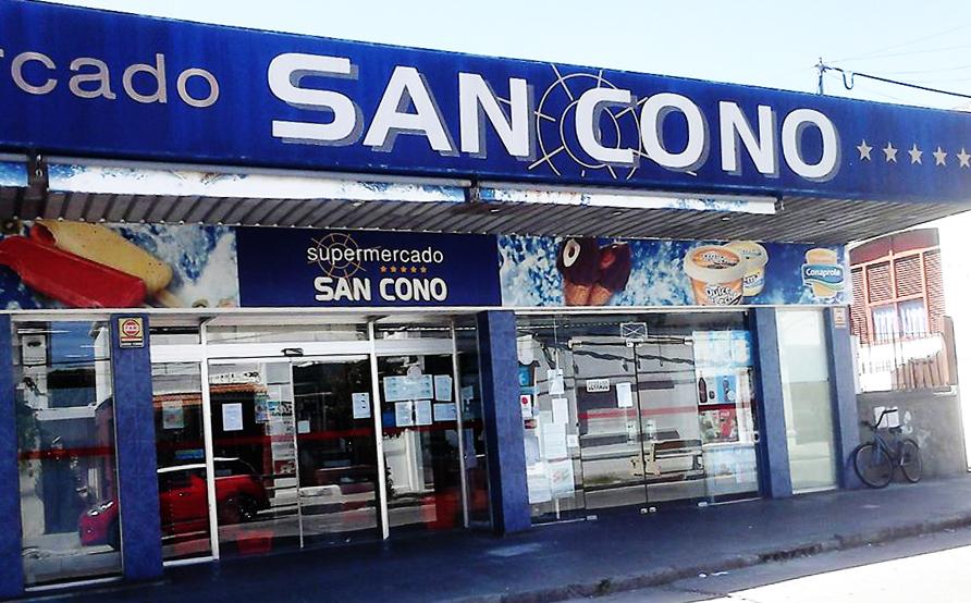 Supermercado San Cono