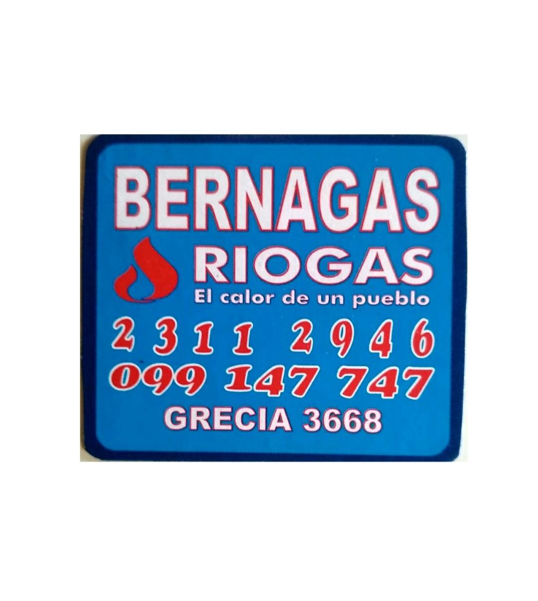 BERNAGAS RIOGAS