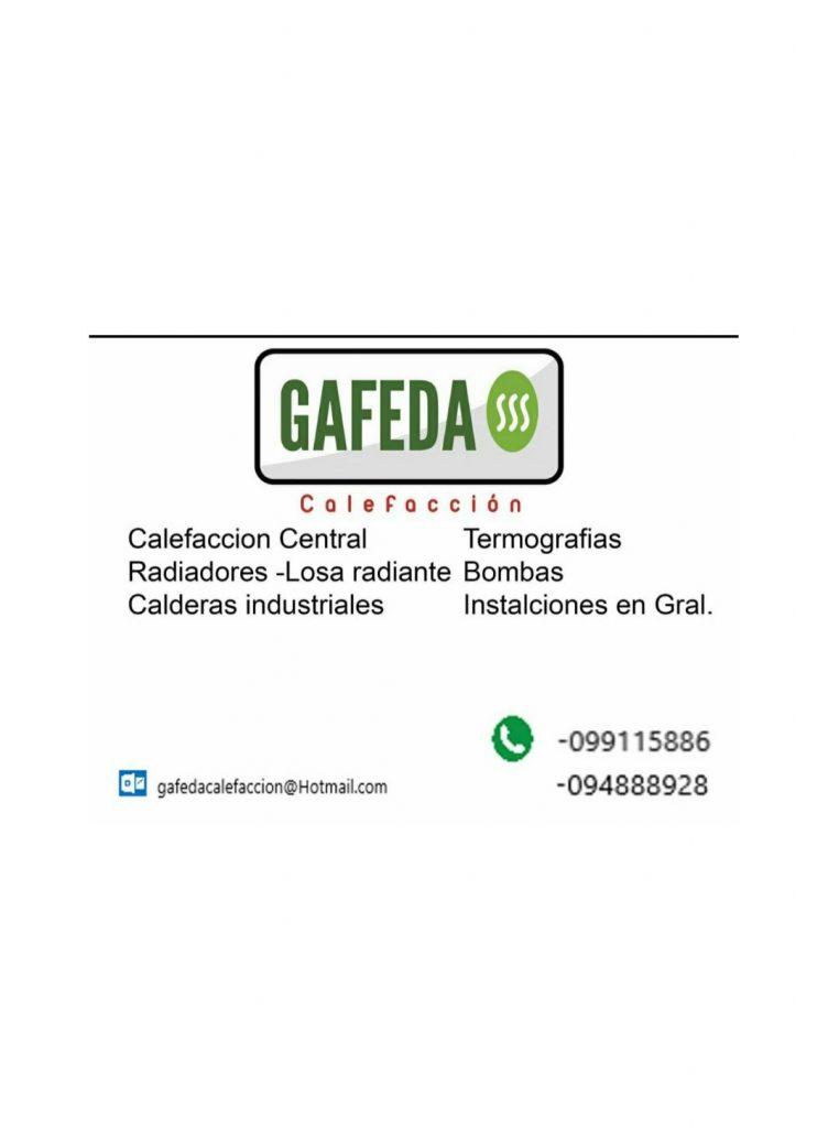Gafeda