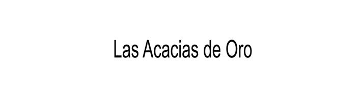 Las Acacias de Oro