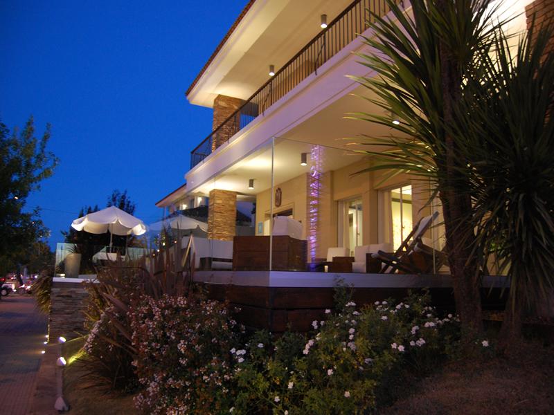 Mercedes Rambla Hotel