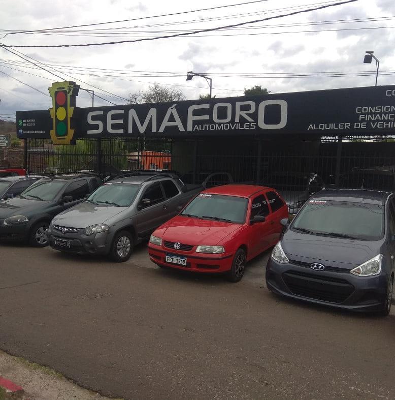 Semaforo Automoviles Rivera