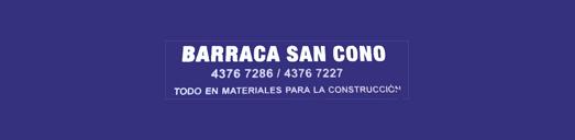 Barraca San Cono