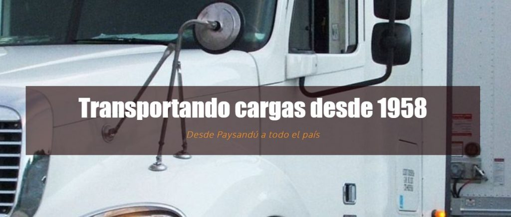 Transportes Salto Guay SA