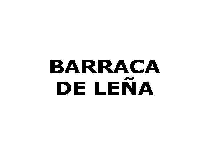 Barraca De Leña