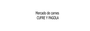 Mercado de Carnes Cufré y Pagola