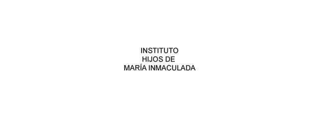 Instituto Hijos de María Inmaculada