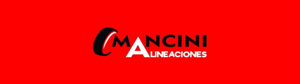 Mancini Alineaciones