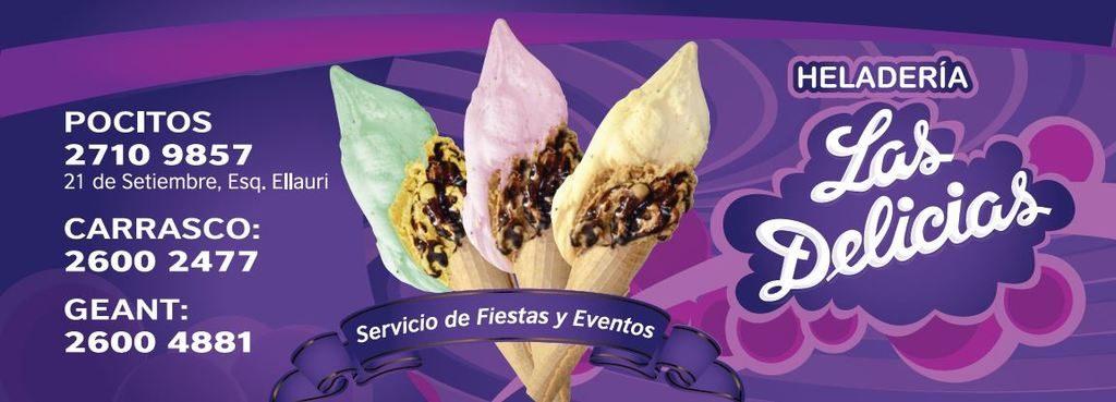 Heladería Las Delicias