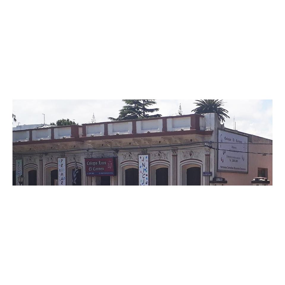 """Colegio Y Liceo """"El Carmen"""""""