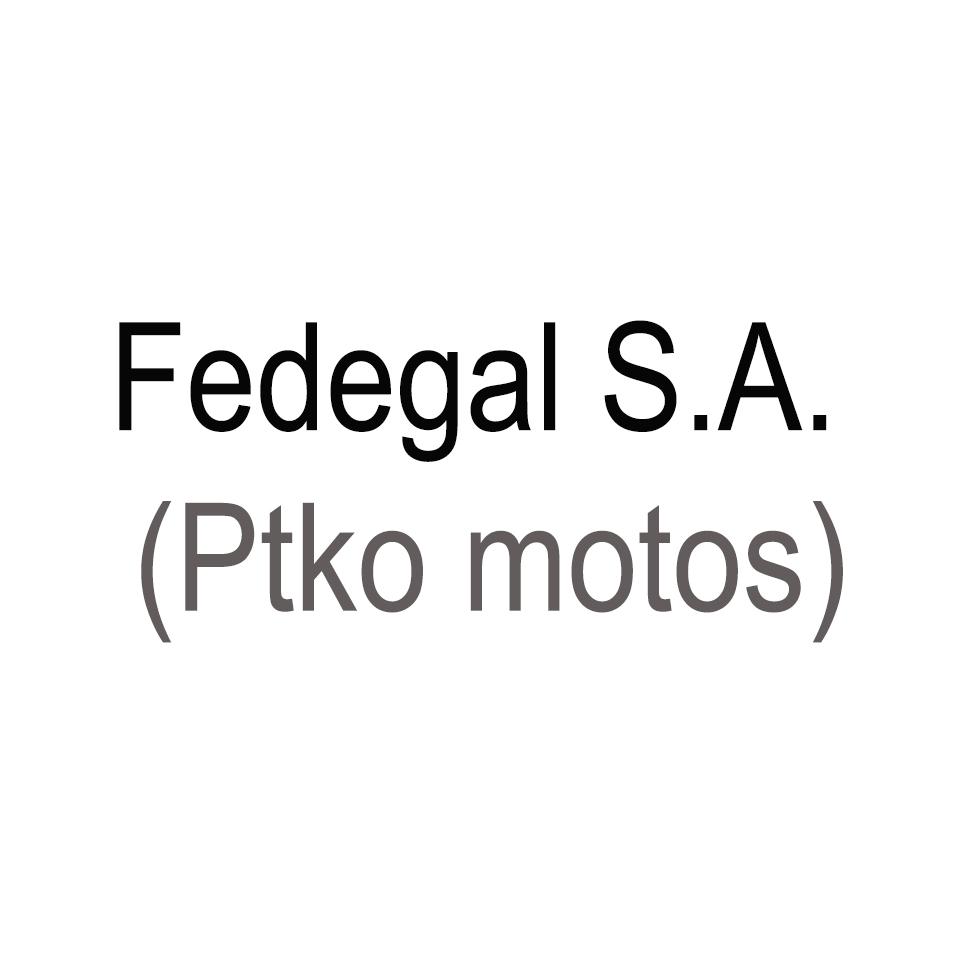 Fedegal S.A. (Ptko motos)