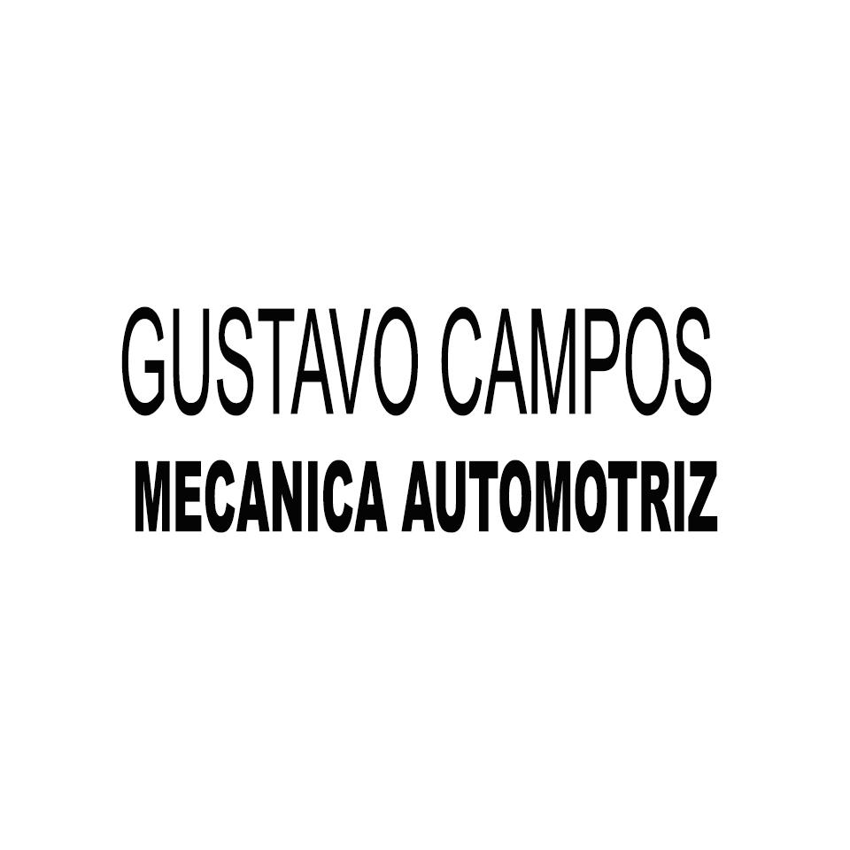 GUSTAVO CAMPOS Mecánica Automotriz