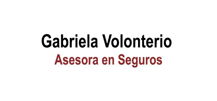 Gabriela Volonterio Asesora en Seguros