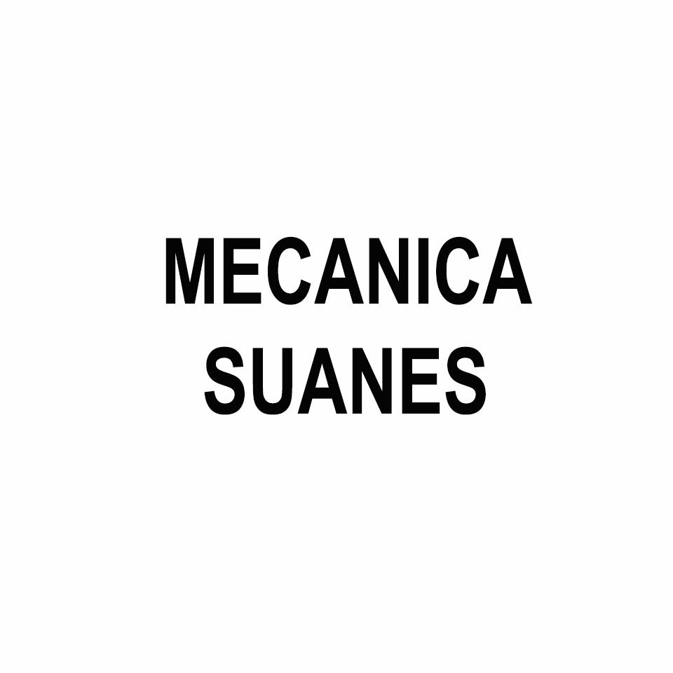 MECANICA SUANES