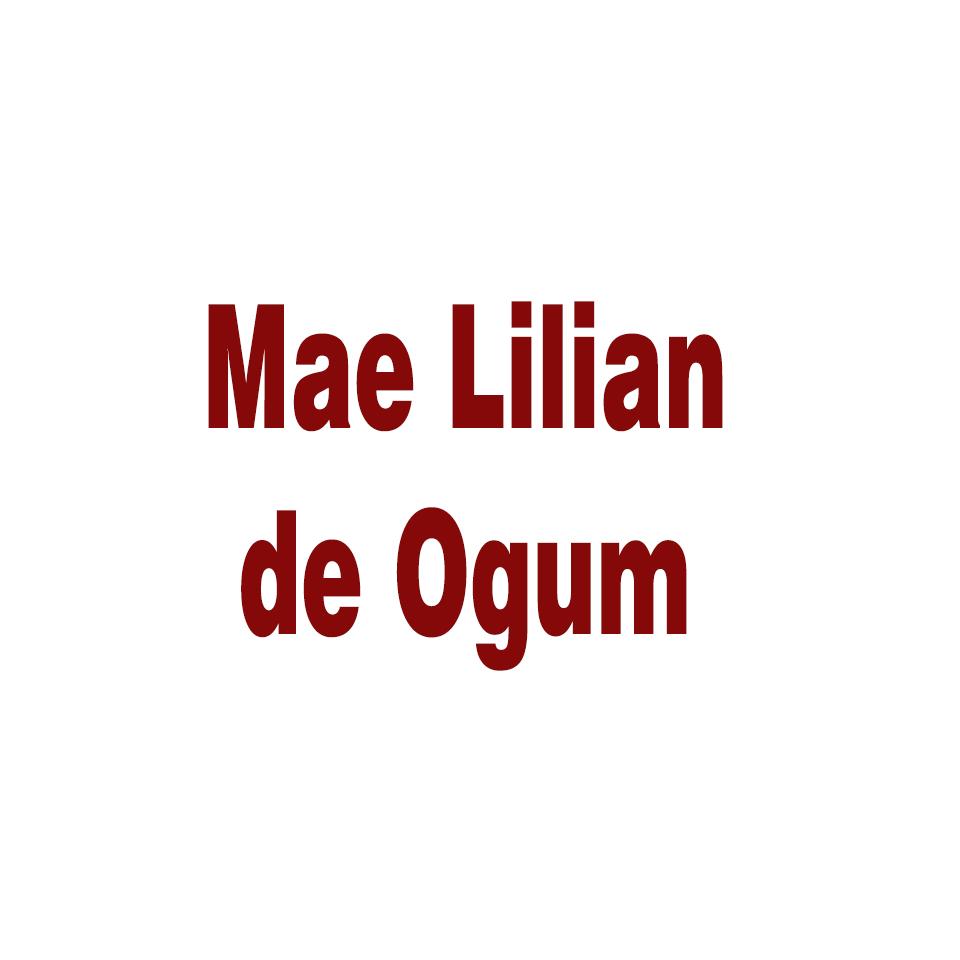 Mae Lilian de Ogum