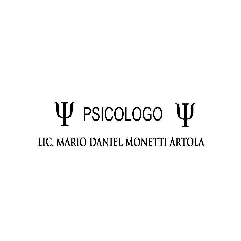 Lic. Mario Daniel Monetti Artola