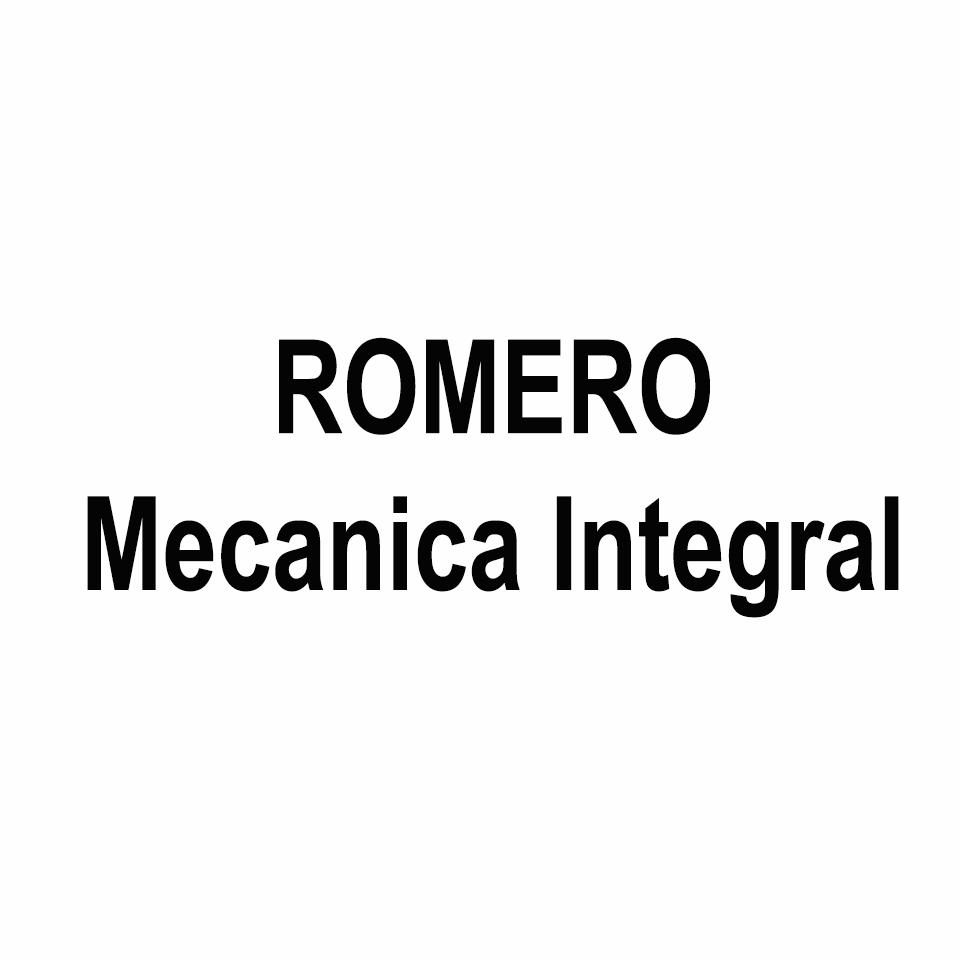 ROMERO MECÁNICA INTEGRAL