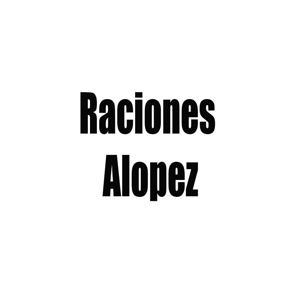 Raciones Alopez