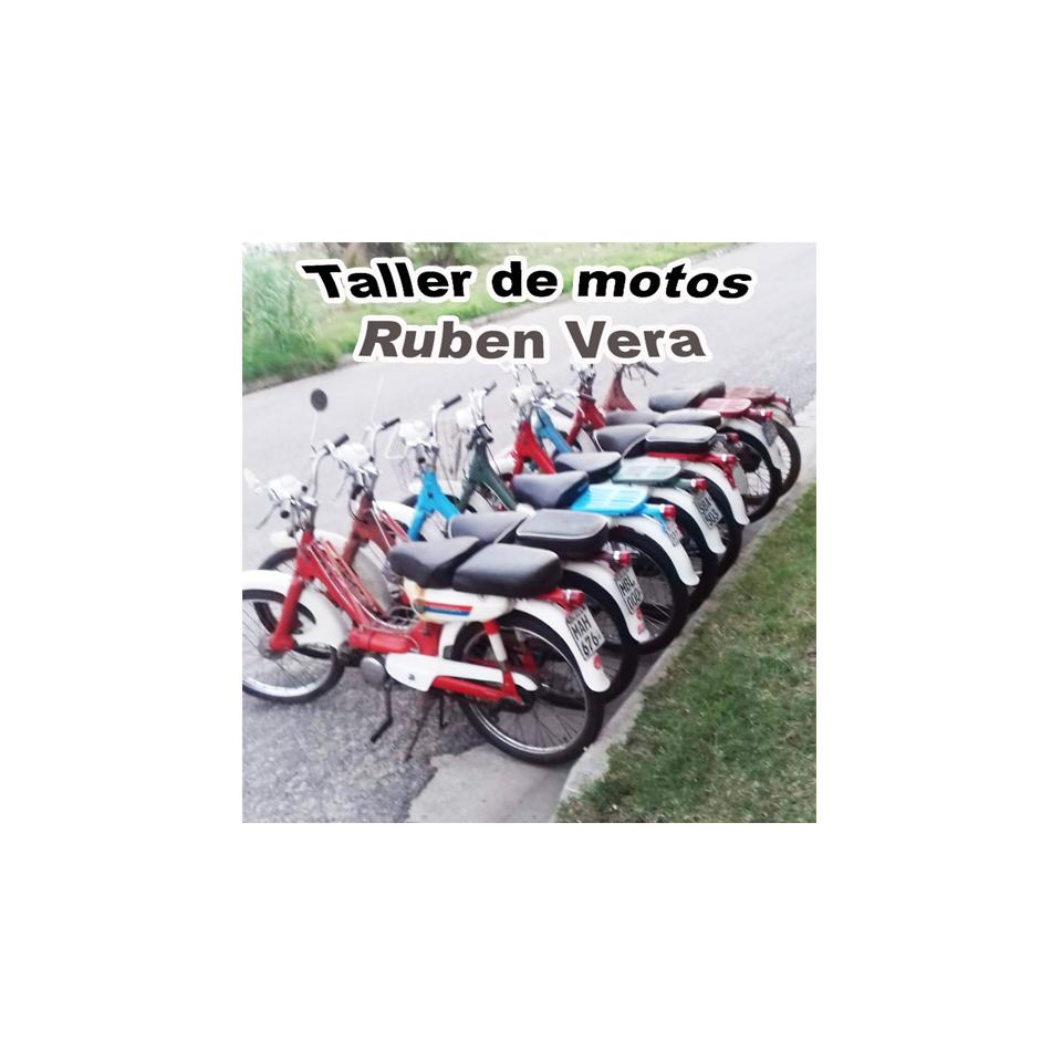 Taller de motos Ruben Vera