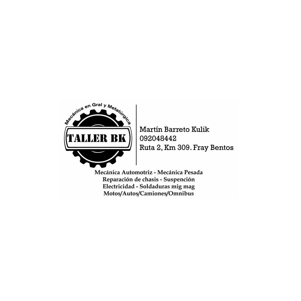 Taller Bk