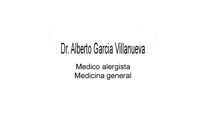 Dr. Alberto Garcia Villanueva